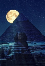 the-great-pyramid-of-gizah-and-the-sphynx-by-night